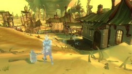 The bandits in the city attack the player until the main questline is finished.